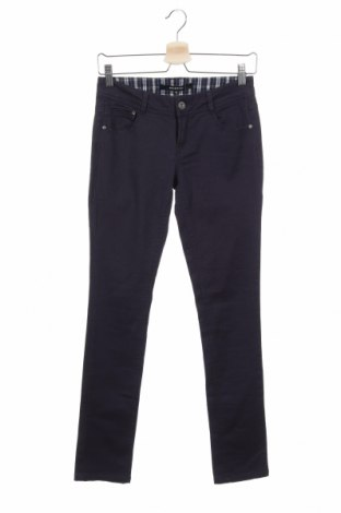 Дамски дънки Reserved, Размер XS, Цвят Син, 98% памук, 2% еластан, Цена 32,45лв.