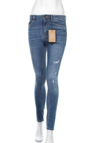 Дамски дънки Vero Moda, Размер S, Цвят Син, 90% памук, 8% полиестер, 2% еластан, Цена 27,60лв.