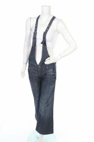 Γυναικεία τζίν σαλοπέτα Killah, Μέγεθος S, Χρώμα Μπλέ, 60% βαμβάκι, 40% πολυεστέρας, Τιμή 24,94€