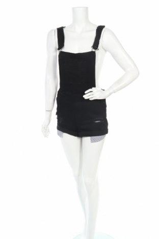Γυναικεία τζίν σαλοπέτα Wax Jean, Μέγεθος M, Χρώμα Μαύρο, 77% βαμβάκι, 14% πολυεστέρας, 7% βισκόζη, 2% ελαστάνη, Τιμή 6,76€