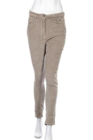 Дамски джинси American Vintage, Размер L, Цвят Бежов, 85% памук, 15% полиестер, Цена 72,67лв.