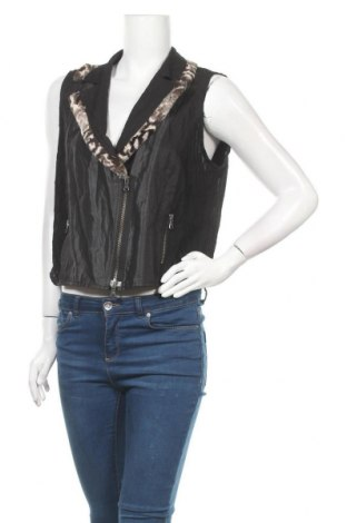 Дамски елек Biba, Размер XL, Цвят Черен, Цена 8,40лв.