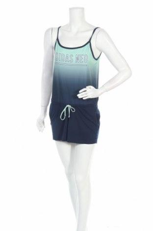 Γυναικεία σαλοπέτα Adidas, Μέγεθος S, Χρώμα Μπλέ, Τιμή 8,64€