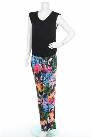 Дамски гащеризон Aniston, Размер M, Цвят Многоцветен, Вискоза, Цена 31,82лв.