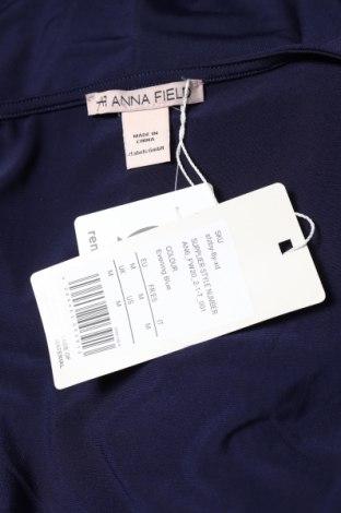 Дамски гащеризон Anna Field, Размер M, Цвят Син, 95% полиестер, 5% еластан, Цена 44,25лв.
