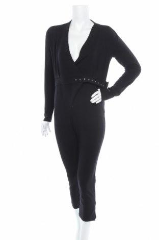 Дамски гащеризон Bewear, Размер S, Цвят Черен, 90% памук, 10% еластан, Цена 15,36лв.