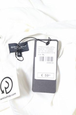Γυναικεία σαλοπέτα Broadway, Μέγεθος XL, Χρώμα Λευκό, Πολυεστέρας, Τιμή 23,25€