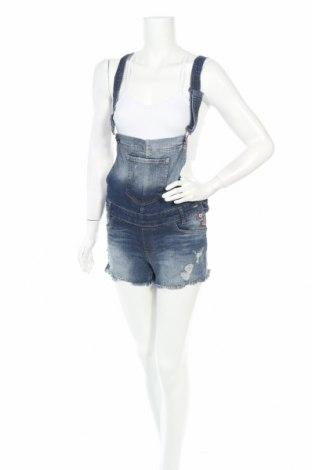 Γυναικεία σαλοπέτα Fb Sister, Μέγεθος S, Χρώμα Μπλέ, 98% βαμβάκι, 2% ελαστάνη, Τιμή 5,85€