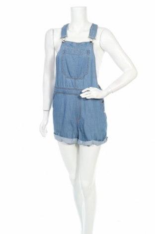 Γυναικεία σαλοπέτα H&M, Μέγεθος M, Χρώμα Μπλέ, 63% βαμβάκι, 37% βισκόζη, Τιμή 13,16€