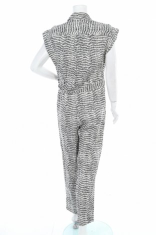 Γυναικεία σαλοπέτα Massimo Dutti, Μέγεθος L, Χρώμα Λευκό, 67% βισκόζη, 33% λινό, Τιμή 40,98€