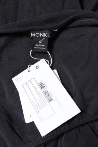 Дамски гащеризон Monki, Размер M, Цвят Сив, Цена 36,57лв.