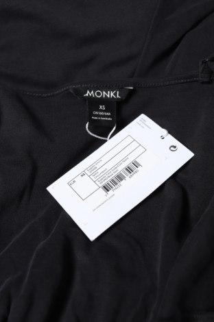 Дамски гащеризон Monki, Размер XS, Цвят Сив, Цена 36,57лв.