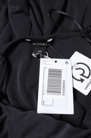 Дамски гащеризон Monki, Размер XXS, Цвят Сив, Цена 36,57лв.