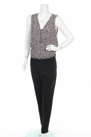 Γυναικεία σαλοπέτα Motivi, Μέγεθος XL, Χρώμα Μαύρο, Πολυεστέρας, Τιμή 22,08€