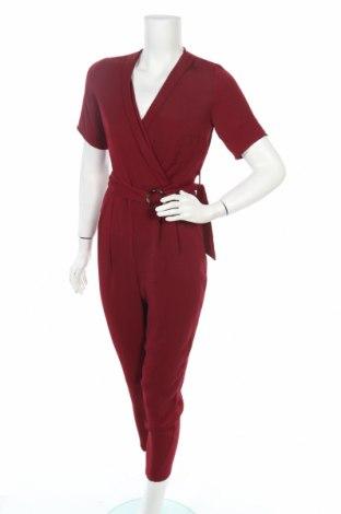 Дамски гащеризон New Look, Размер S, Цвят Червен, Полиестер, Цена 29,50лв.