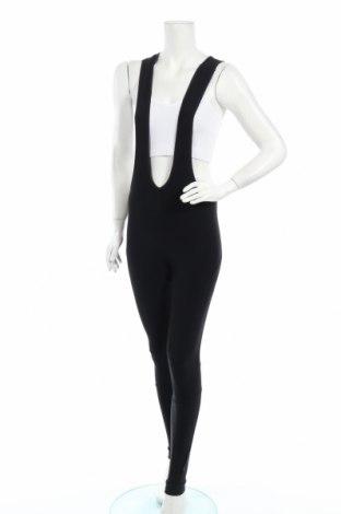 Γυναικεία σαλοπέτα Santini, Μέγεθος L, Χρώμα Μαύρο, 86% πολυαμίδη, 14% ελαστάνη, Τιμή 45,08€