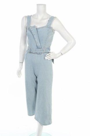 Dámský overal Softy, Velikost S, Barva Modrá, 90% bavlna, 10% elastan, Cena  550,00Kč