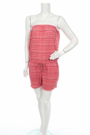 Дамски гащеризон Takko Fashion, Размер XL, Цвят Розов, Полиестер, Цена 13,86лв.