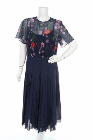 Γυναικεία σαλοπέτα Ted Baker, Μέγεθος XL, Χρώμα Μπλέ, Πολυεστέρας, Τιμή 66,27€