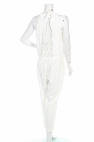 Дамски гащеризон Teddy Smith, Размер L, Цвят Бял, Полиестер, Цена 37,92лв.
