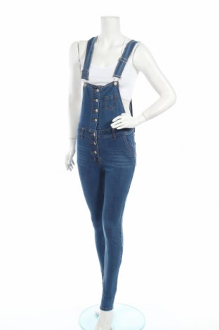 Γυναικεία σαλοπέτα Wow, Μέγεθος L, Χρώμα Μπλέ, 99% βαμβάκι, 1% ελαστάνη, Τιμή 11,37€