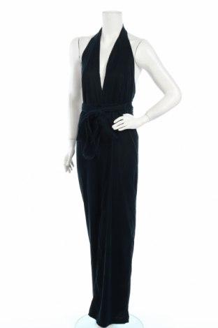 Дамски гащеризон Zara, Размер S, Цвят Син, Полиестер, Цена 42,72лв.