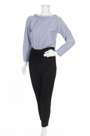 Γυναικεία σαλοπέτα Zara, Μέγεθος S, Χρώμα Μπλέ, 62% βαμβάκι, 38% πολυεστέρας, Τιμή 8,87€