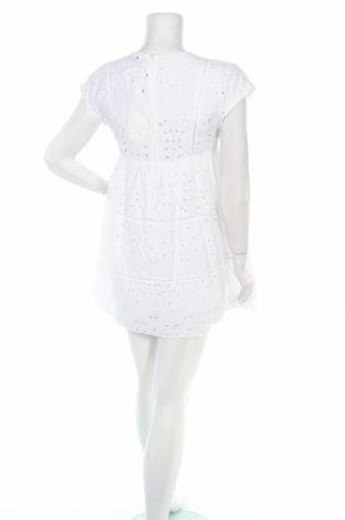 Дамски гащеризон Zara Trafaluc, Размер M, Цвят Бял, Памук, Цена 51,75лв.