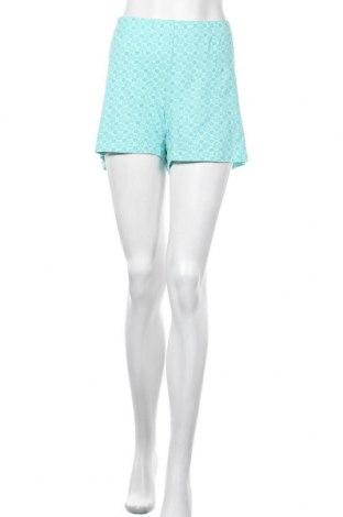Γυναικείο κοντό παντελόνι, Μέγεθος XL, Χρώμα Μπλέ, Βαμβάκι, Τιμή 6,75€
