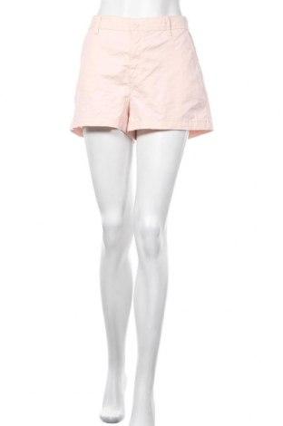 Дамски къс панталон A New Day, Размер M, Цвят Розов, 98% памук, 2% еластан, Цена 22,68лв.