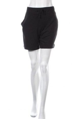 Γυναικείο κοντό παντελόνι Athletic Works, Μέγεθος L, Χρώμα Μαύρο, 63% πολυεστέρας, 22% βισκόζη, 10% βαμβάκι, 5% ελαστάνη, Τιμή 10,91€
