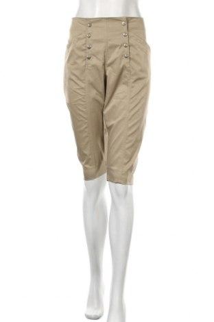 Γυναικείο κοντό παντελόνι Bitte Kai Rand, Μέγεθος M, Χρώμα  Μπέζ, 70% πολυεστέρας, 30% άλλα νήματα, Τιμή 13,22€