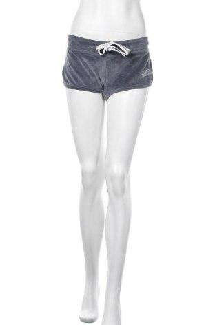 Γυναικείο κοντό παντελόνι Brunotti, Μέγεθος M, Χρώμα Γκρί, 85% βαμβάκι, 15% πολυεστέρας, Τιμή 8,57€
