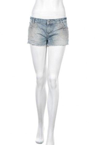 Γυναικείο κοντό παντελόνι Cars Jeans, Μέγεθος L, Χρώμα Μπλέ, Βαμβάκι, Τιμή 5,52€