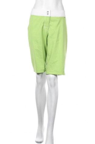 Дамски къс панталон Chiemsee, Размер L, Цвят Зелен, Полиестер, Цена 4,73лв.