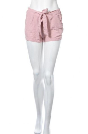 Γυναικείο κοντό παντελόνι Colloseum, Μέγεθος S, Χρώμα Ρόζ , Βισκόζη, Τιμή 11,69€