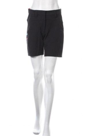 Γυναικείο κοντό παντελόνι Crane, Μέγεθος S, Χρώμα Μαύρο, 90% πολυεστέρας, 10% ελαστάνη, Τιμή 5,36€