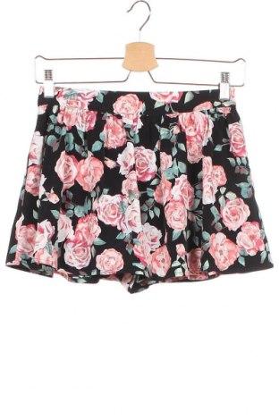 Дамски къс панталон Forever 21, Размер XS, Цвят Многоцветен, Полиестер, Цена 16,07лв.
