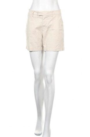 Дамски къс панталон H&M L.O.G.G., Размер L, Цвят Бежов, Цена 12,60лв.