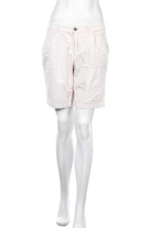 Дамски къс панталон H&M L.O.G.G., Размер M, Цвят Бежов, Цена 14,28лв.