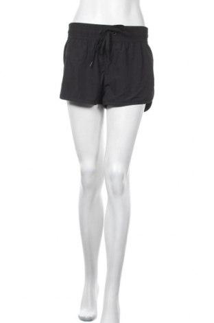 Γυναικείο κοντό παντελόνι H&M Sport, Μέγεθος M, Χρώμα Μαύρο, Πολυεστέρας, Τιμή 4,68€