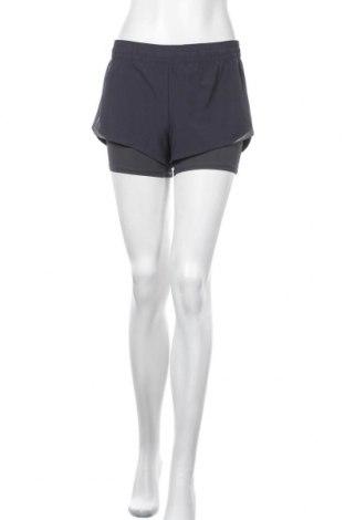 Γυναικείο κοντό παντελόνι H&M Sport, Μέγεθος S, Χρώμα Γκρί, 83% πολυεστέρας, 17% ελαστάνη, Τιμή 10,13€
