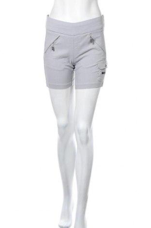 Γυναικείο κοντό παντελόνι Jamie Sadock, Μέγεθος S, Χρώμα Γκρί, 74% βισκόζη, 23% πολυαμίδη, 3% ελαστάνη, Τιμή 3,41€