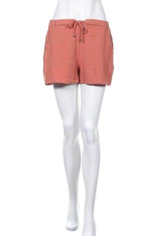Дамски къс панталон Mbym, Размер L, Цвят Розов, Вискоза, Цена 17,25лв.