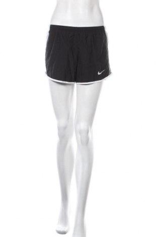 Γυναικείο κοντό παντελόνι Nike, Μέγεθος S, Χρώμα Μαύρο, Τιμή 11,69€
