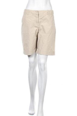 Дамски къс панталон Reitmans, Размер M, Цвят Бежов, Памук, Цена 11,76лв.