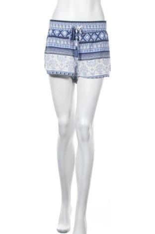 Γυναικείο κοντό παντελόνι Review, Μέγεθος M, Χρώμα Πολύχρωμο, Βισκόζη, Τιμή 4,09€