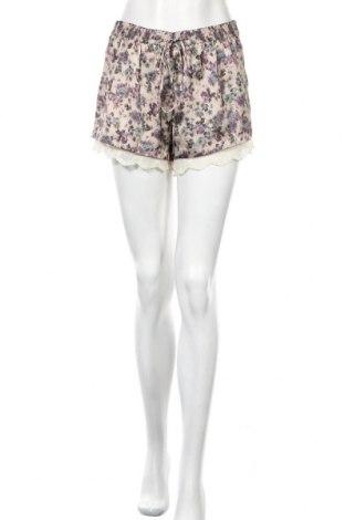 Γυναικείο κοντό παντελόνι Zara, Μέγεθος M, Χρώμα Πολύχρωμο, Πολυεστέρας, Τιμή 11,26€