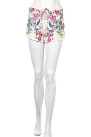 Γυναικείο κοντό παντελόνι Zara, Μέγεθος S, Χρώμα Πολύχρωμο, Πολυεστέρας, Τιμή 5,46€