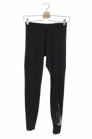 Dámské legíny  Nike, Velikost XS, Barva Černá, 61% bavlna, 33% polyester, 6% elastan, Cena  1065,00Kč